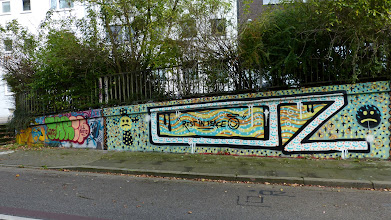 """Photo: """"Rest in peace OZ""""; Hafendampf 2014"""