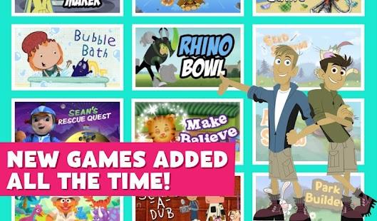 PBS KIDS Games- screenshot thumbnail