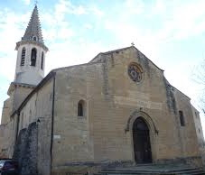 photo de église de Cadenet