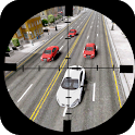 Traffic Sniper Shooter icon