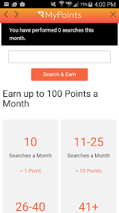 MyPoints- screenshot thumbnail