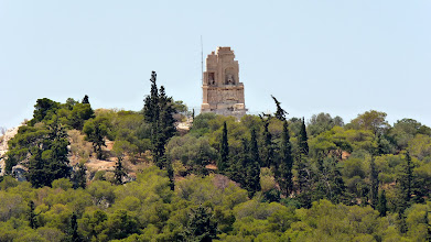 Photo: The hill of the Muses