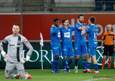 AA Gent-STVV: 4-1