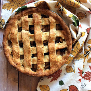 Pear, Prune and Raisin Pie Recipe