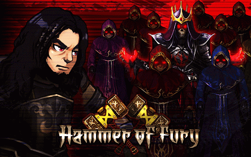 Hammer of Fury- screenshot thumbnail