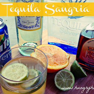 Tequila Sangria.