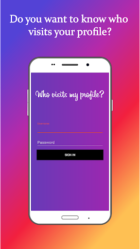 Who viewed my profile - instagram followers app (apk) free