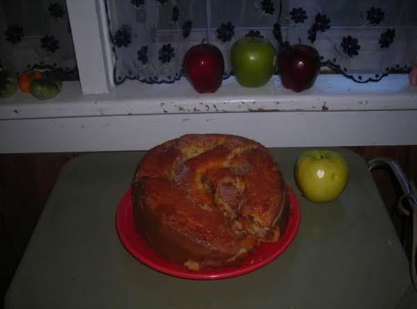 Clare's Apple Cake Recipe