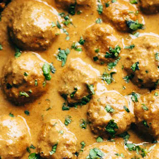 30-Minute Vegetarian Meatballs.