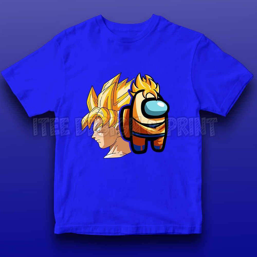 Son Goku Dragon Ball Among Us Impostor 21