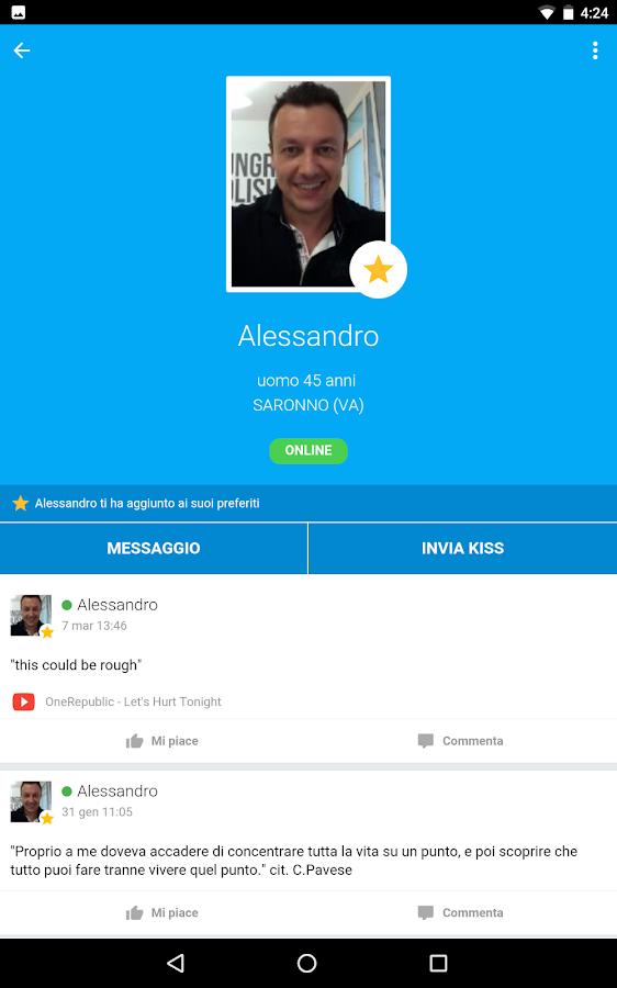 Hard sex.con chatta per android
