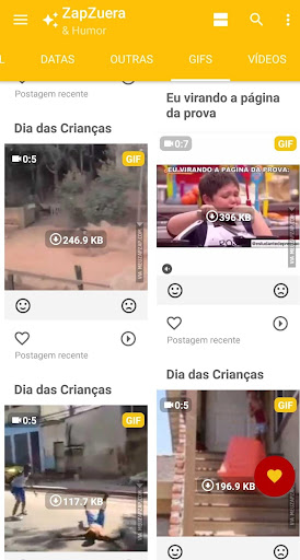 Foto do Zap Zuera - Vídeos, Gifs, Memes, Status e Imagens.