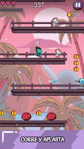 Fiesta Veloz de Cartoon Network: juego arcade