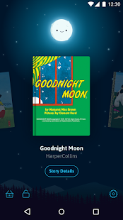 Moonlite Storytime Projector- screenshot thumbnail