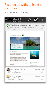 Fluent Mail- screenshot thumbnail