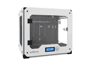 bq Witbox Fully Enclosed 3D Printer