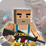 Pixel Z Alive Icon