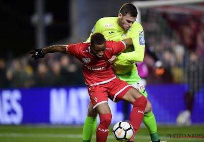 Jonathan Bolingi quitte l'Antwerp direction l'AS Eupen
