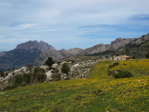 Photo: Sa Serra and Penyal des Migdia (hike 48)