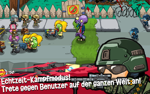 SWAT und Zombies Staffel 2 Screenshot