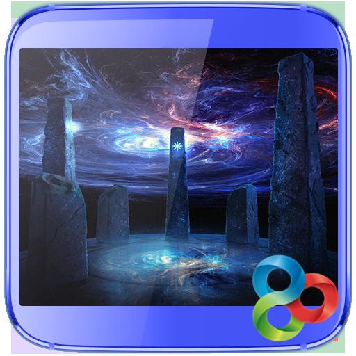 Mystic Stones GO Launcher