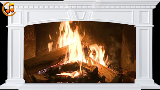 Live Fireplace : Sleep & Relax 11.0 screenshots 1