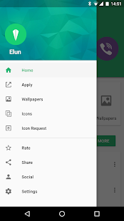 Elun - Icon Pack- screenshot thumbnail