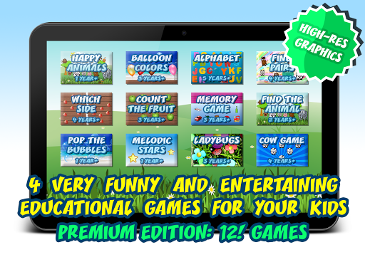 Games for Kids Babies