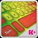 Keyboard Plus Rasta icon