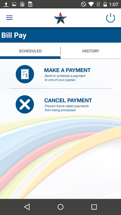 American Community Bank of IN- screenshot