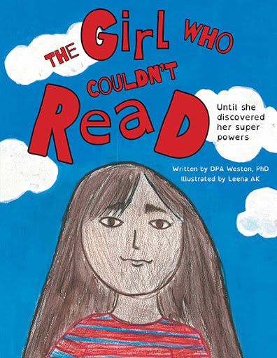 The Girl Who Couldn't Read cover