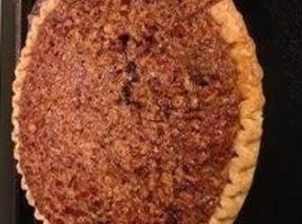 Ochoa Rios Pecan Fudge Pie