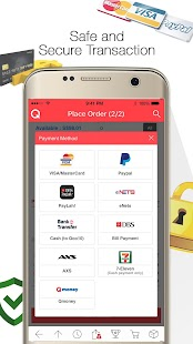 Qoo10 Singapore Shopping App- screenshot thumbnail