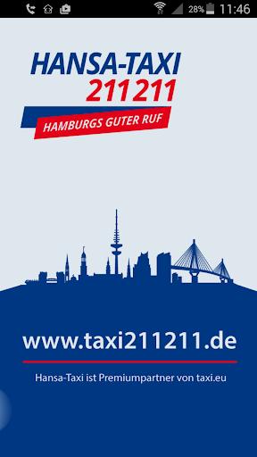 Taxi 211 211 Hamburg