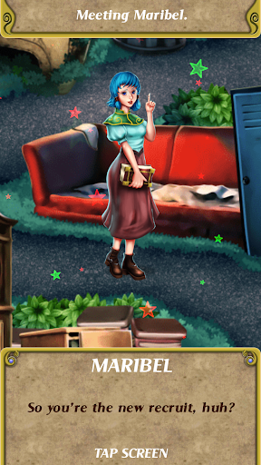 Item Hunter: A Hidden Object Adventure - screenshot