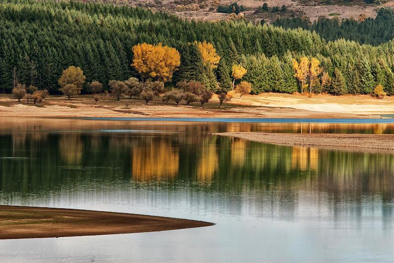 Autunno sul lago cecita di Fiorenza Aldo Photo