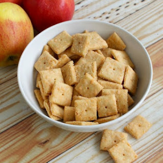 Cheese Snack Crackers