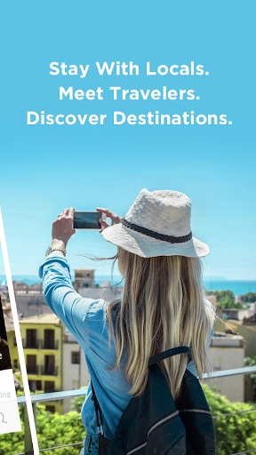 Couchsurfing Travel App  screenshots 2