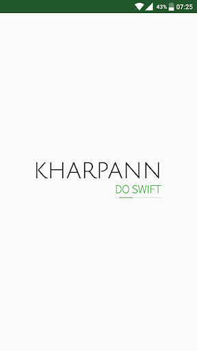 Screenshot for Kharpann - Do Swift in United States Play Store