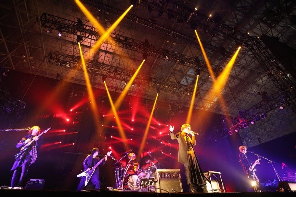 【迷迷現場】COUNTDOWN JAPAN 18/19 lynch. 狂熱演出席捲全場「化妝的樂團就是這麼帥!請告訴全世界!」