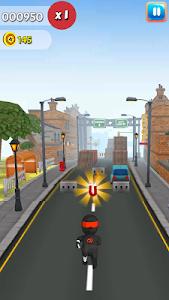 Chhota Ninja City  Run screenshot 1