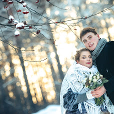 Wedding photographer Oksana Lukyanova (Ksanaphoto). Photo of 16.01.2016