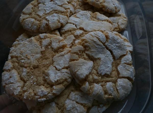 Peanut Butter Crinkles Recipe