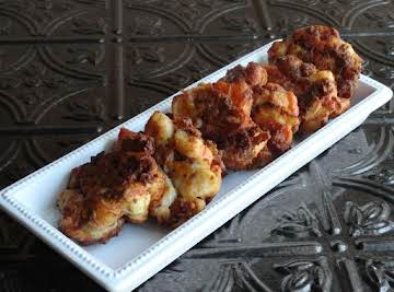 Bacon Crab Cakes