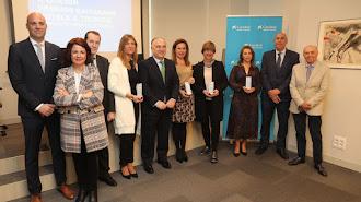 El grupo ha sido galardonado en los Premios Hotels & Tourism de CaixaBank.