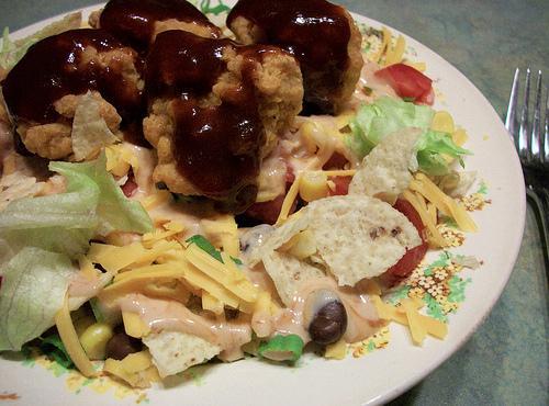 Bob Evans Wildfire Salad Recipe