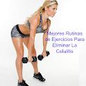Celulitis Rutina de Ejercicios icon