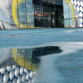 Birmingham mall 6 by Octavian Oprea - Buildings & Architecture Other Exteriors ( birmingham, futuristic, round, architecture, wall, mall )