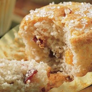 Apricot-Cranberry Muffins.