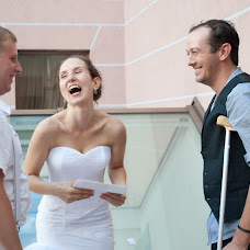 Wedding photographer Nataliya Moiseeva (airinnat). Photo of 17.10.2015
